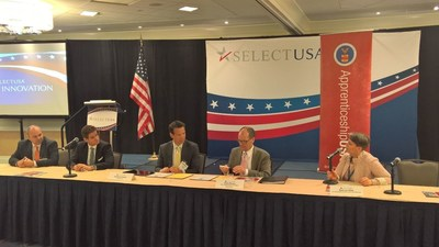 Mercuria Signs Agreement with U.S. Department of Labor to Formalize American Apprenticeship Program