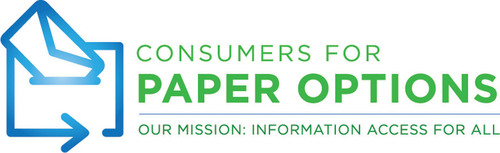 Consumers for Paper Options (CPO) Launches Effort to Secure Paper Options for Essential Government