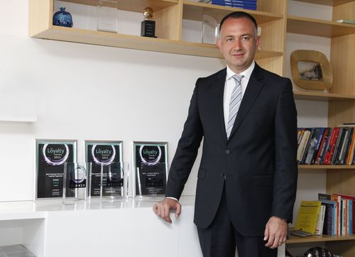Turkcell Chief Consumer Marketing Officer Burak Sevilengul