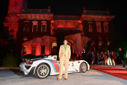 MARTINI© CELEBRATES 150 YEARS OF ITALIAN STYLE AT GLITTERING ANNIVERSARY GALA IN LAKE COMO, ITALY