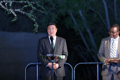 La Chine gagne le plus grand prix du monde de lutte contre la désertification