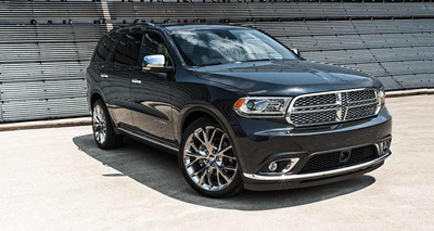 The Dodge Durango outperforms several of its competitors.  (PRNewsFoto/Ingram Park CDJ)