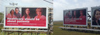 Billboards have been installed in Egg Harbor and Marmora to raise awareness of the campaign for a fair contract