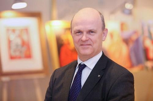 Nicolas Maure, new CEO of AVTOVAZ as of April 4. Credit: Groupe Renault (PRNewsFoto/Renault-Nissan Alliance) (PRNewsFoto/Renault-Nissan Alliance)