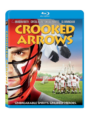 "20th Century FOX Home Entertainment presents Crooked Arrows on Blu-ray and DVD October 23rd available on www.Amazon.com! Prepare for an underdog story like you've never experienced before. ""Crooked Arrows scores as a family film with terrific action."" - The Boston Globe.  (PRNewsFoto/Twentieth Century Fox Home Entertainment LLC)"