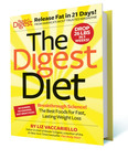 The Digest Diet is available at DigestDiet.com and wherever books are sold.  (PRNewsFoto/Reader's Digest)
