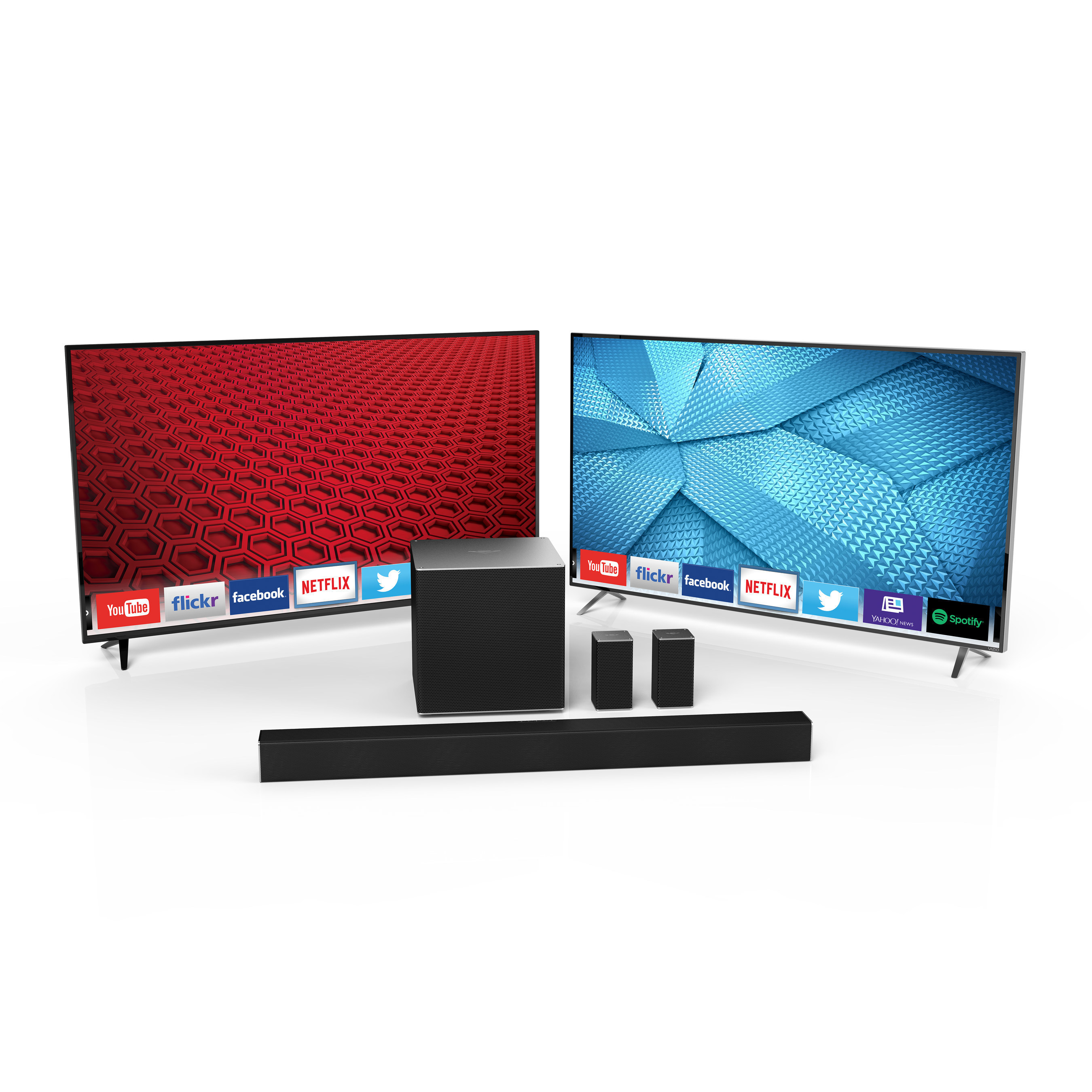 VIZIO Brings All-New Ultra HD and Audio Offerings to Canada