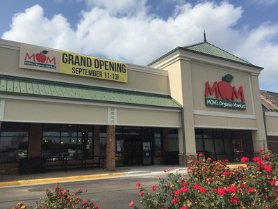 MOM's Organic Market Woodbridge Grand Opening