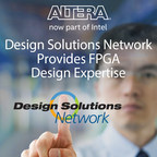Altera's Design Solutions Network Connects Customers with Experts to Help Innovate With Their FPGA-Based Designs