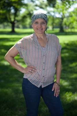 Lee National Denim Day Survivor Ambassador Debbie Howe