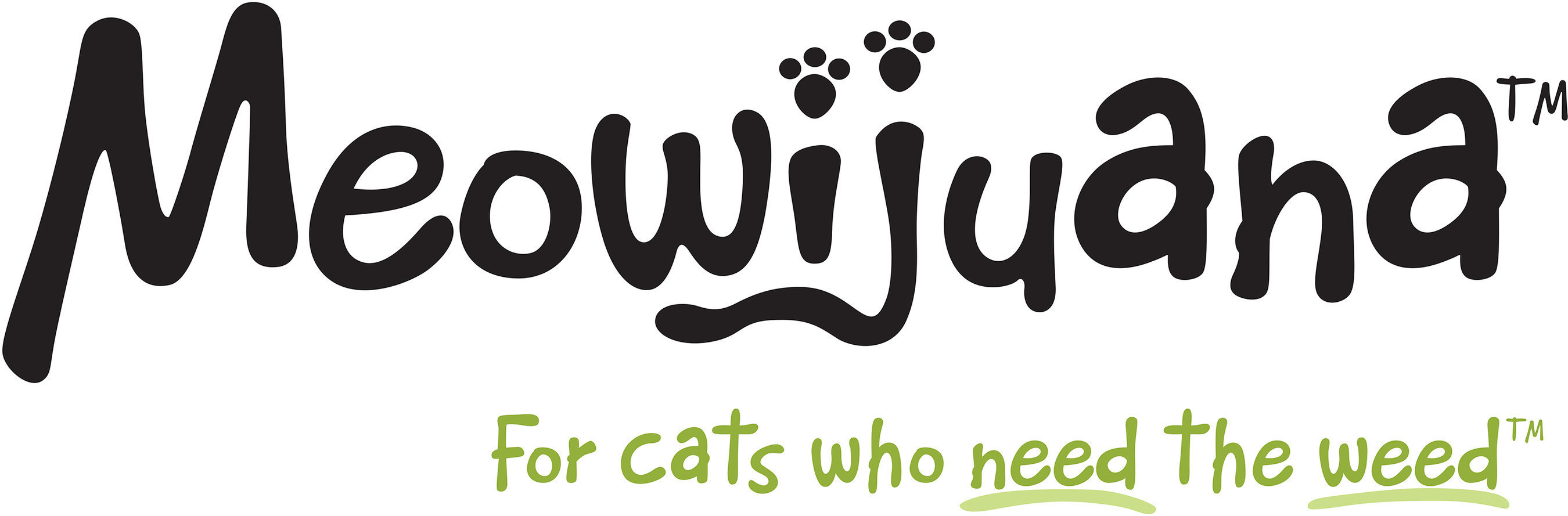"""Meowijuana Launches Catnip Product Line for """"Cats Who Need the Weed"""""""