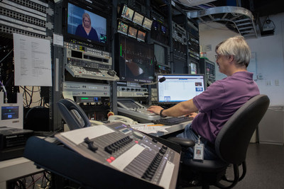 "Cox uses LiveU's MultiPoint IP video distribution solution to share ""live shots"" with 10 Cox broadcast stations quickly, easily and without incurring satellite re-transmission fees."