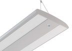 Amerlux Stellina creates the shape of light to come with LED aisle lighting using Enlighted Smart Sensors