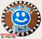 Great American Cookies® Applauds National Collegiate Athletic Association (NCAA®) Ruling In Favor of Icing on Cookie Cakes