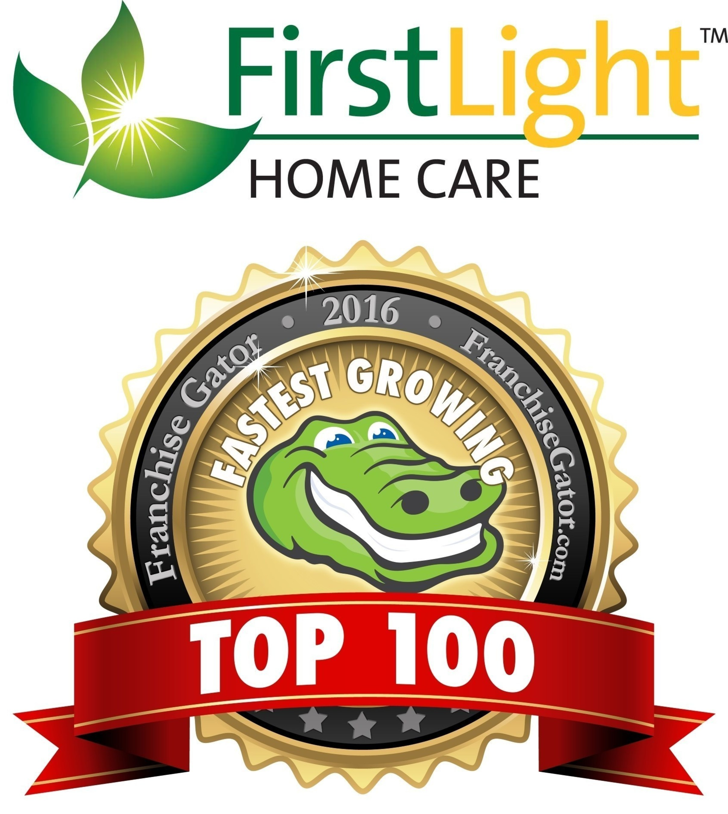 FirstLight HomeCare Named Top 100 Fastest Growing Franchise