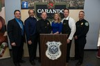 Carando Serves Meal of Appreciation to Hometown Heroes, Honors Springfield Police with Easter Feast