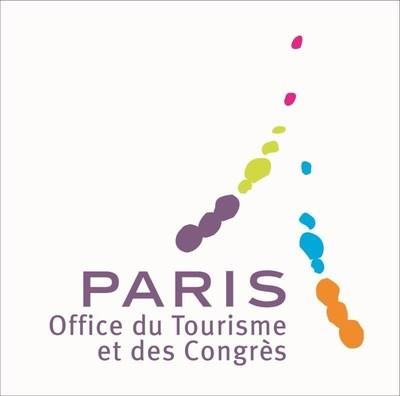 Office du Tourisme et des Congrès de Paris Logo (PRNewsFoto/Office du Tourisme)