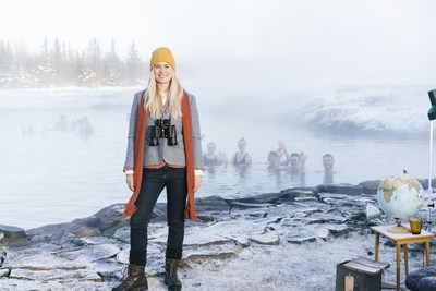 Inspired by Iceland launches new tourism campaign Iceland Academy (PRNewsFoto/Inspired by Iceland) (PRNewsFoto/Inspired by Iceland)