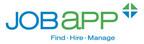JobApp Logo (PRNewsFoto/JobApp)