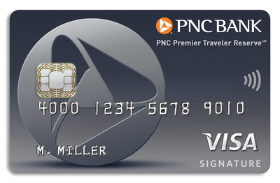 First Premier Bank Credit Cards >> New Credit Cards Offer Travel Benefits To PNC Bank Customers