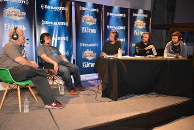 Tony Hawk to Celebrates 10th Anniversary of SiriusXM Radio Show on Faction Channel (PRNewsFoto/Sirius XM Holdings Inc.)