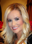 Television sweetheart, Emily Maynard teams up with Benefit Cosmetics.  (PRNewsFoto/Benefit Cosmetics)