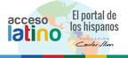 Acceso Latino logo (PRNewsFoto/The Carlos Slim Foundation)