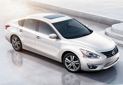 The 2013 Nissan Altima is coming soon to Ingram Park Nissan.  (PRNewsFoto/Ingram Park Nissan)