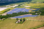 The Recurrent Energy developed 10 MWp Sunningdale solar project, owned by Fengate Capital Management, is located in Southern Ontario and will generate enough power to support the annual needs of 1,200 Ontario homes. (PRNewsFoto/Recurrent Energy)
