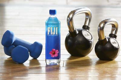 FIJI Water, America's No. 1 premium bottled water brand, announced today the launch of its new 700 mL bottle size.  Designed for the active lifestyle, FIJI Water now fits effortlessly everywhere, from fitness equipment and gym bags to car cup holders and beyond. For more information, visit Facebook.com/FIJIWater.