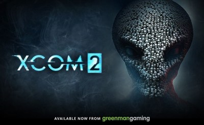 Pre-load XCOM 2 With Green Man Gaming, Now! (PRNewsFoto/Green Man Gaming) (PRNewsFoto/Green Man Gaming)