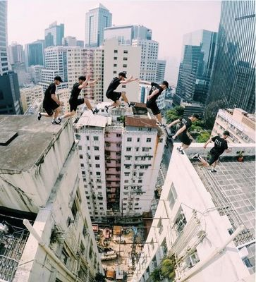 Propeller TV Partners With Storror, the Leading British Parkour Team, Showcasing Cutting Edge UK Talent for Chinese Audiences