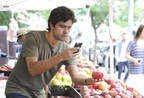 Adrian Grenier found himself on the other side of the camera at an Upper West Side farmer's market. The Naked Juice #DrinkGoodDoGood ambassador was spotted earlier this month snapping photos of fresh fruits and vegetables to trigger a donation to Wholesome Wave.