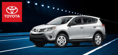 Test drive the 2014 Toyota Rav4 today and see what everyone is talking about.  (PRNewsFoto/Toyota of River Oaks)