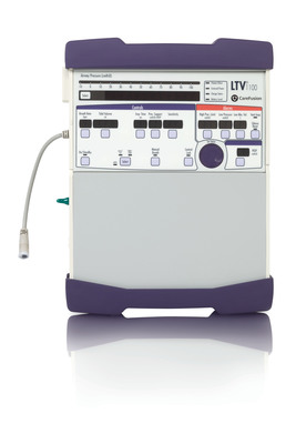 CareFusion launches the LTV 1100, a compact, ventilator to enhance home-based patient mobility.  (PRNewsFoto/CareFusion Corp.)