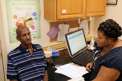 CUCS primary medical care initiative at Harlem Transitional Living Program.