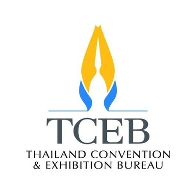 Thailand Convention and Exhibition Bureau (TCEB) Logo