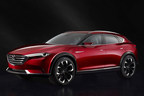 Mazda KOERU Concept Debuts at 2015 Frankfurt Motor Show