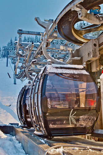 Private Gondola Opening December 23 on Whistler Mountain