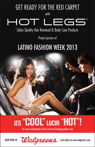 Hot Legs Products Partners With Siempre Mujer Magazine To Celebrate Latino Designers