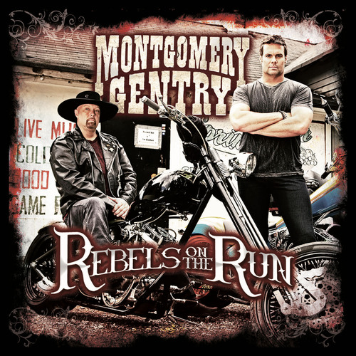 Montgomery Gentry's newest CD Rebels on the Run will be available for just $8.99 at all Buffets restaurants starting July 5. Buffets will donate profits from the sale of the CDs to the ASYMCA Operation Outdoors program.  (PRNewsFoto/Buffets, Inc.)