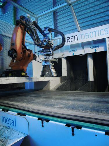 Baetsen Recycling bv investeert in een ZenRobotics Recycler