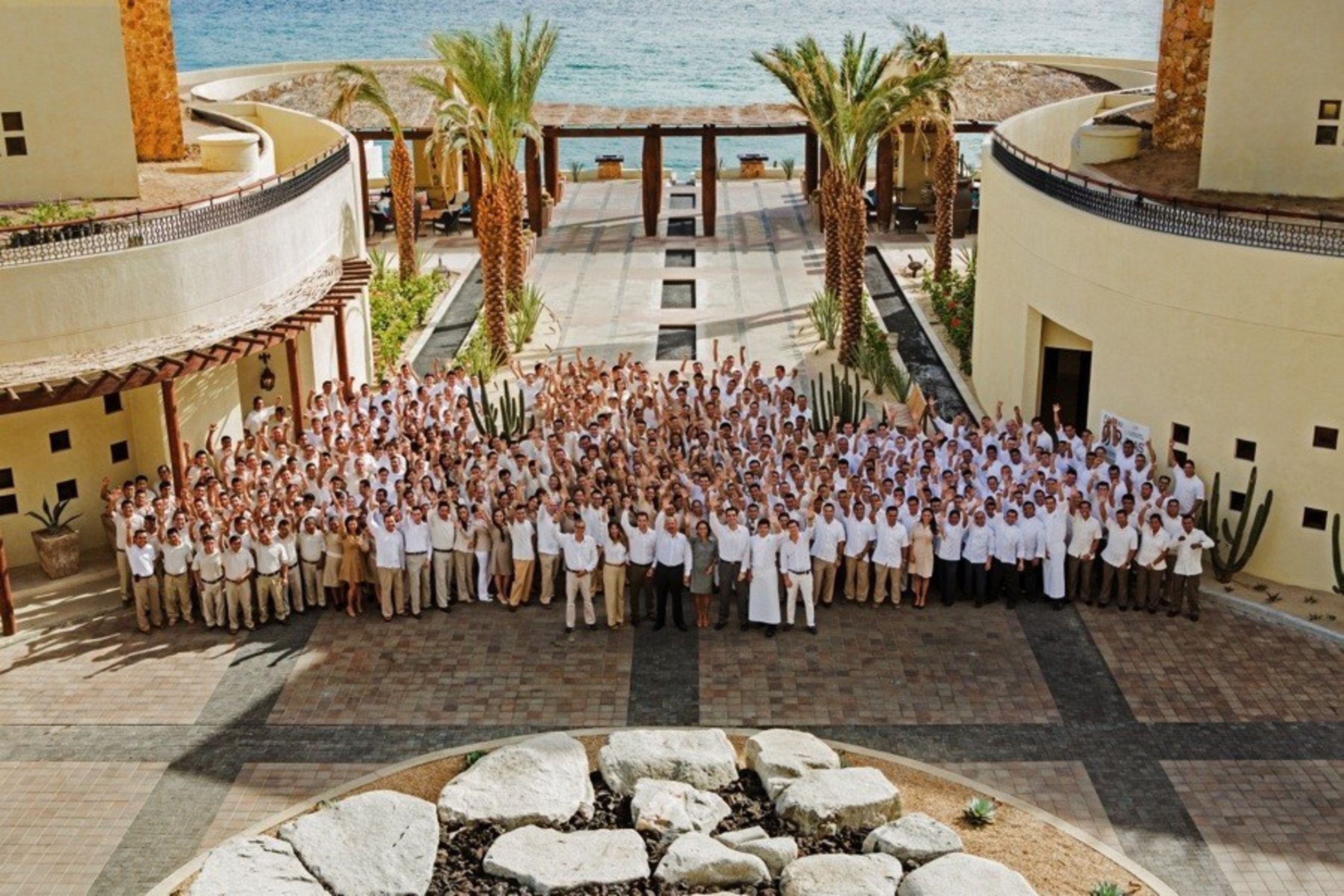 The Resort at Pedregal Staff