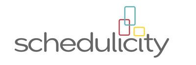 Schedulicity Logo.  (PRNewsFoto/Schedulicity)