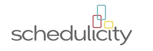Schedulicity Logo. (PRNewsFoto/Schedulicity) (PRNewsFoto/SCHEDULICITY)