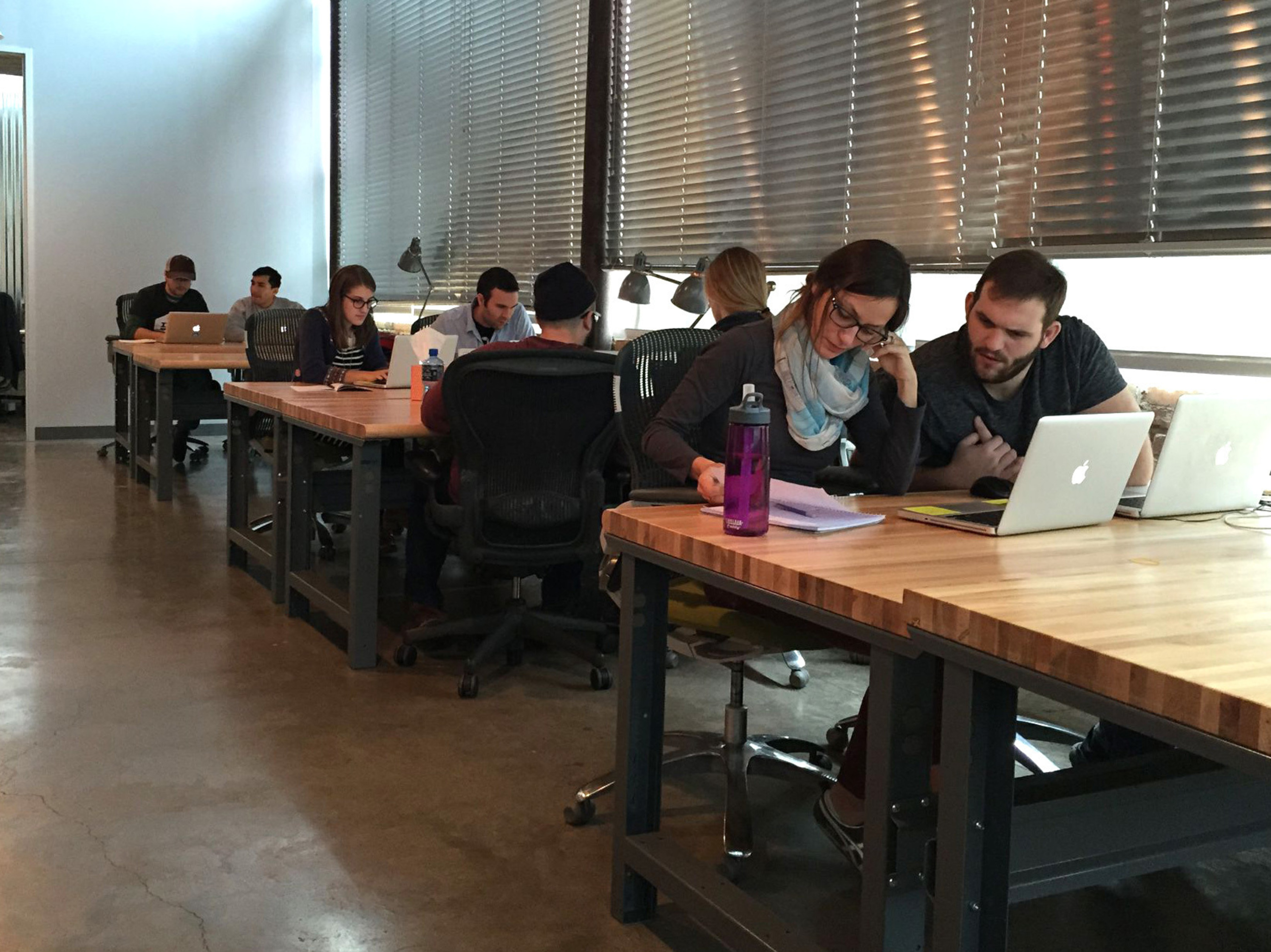 The Iron Yard teaches people cutting-edge tech skills and helps them launch careers in technology. They offer courses across a variety of disciplines and locations.