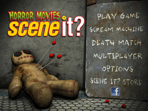 Scene It? Horror App for iPhone, iPod touch and iPad Now Available on App Store