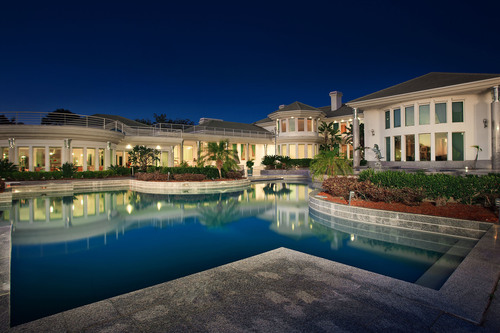 Concierge Auctions Announces The March 4th Auction Without Reserve Of Di Luce Sull'acqua – A Gated, 5-Acre, Modern Estate On The Famed Butler Chain Of Lakes In Orlando, Florida. (PRNewsFoto/Concierge Auctions) (PRNewsFoto/CONCIERGE AUCTIONS)