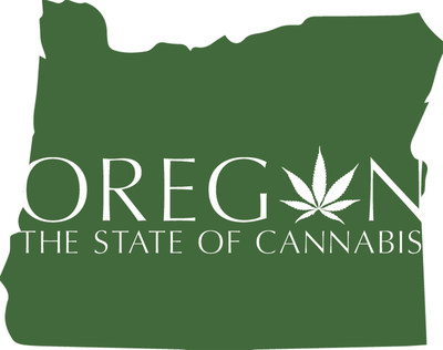 """""""Oregon.The State Of Cannabis""""."""