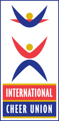 International Cheer Union logo (PRNewsFoto/International Cheer Union)